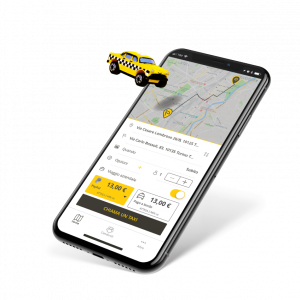 taxi-booking-software company
