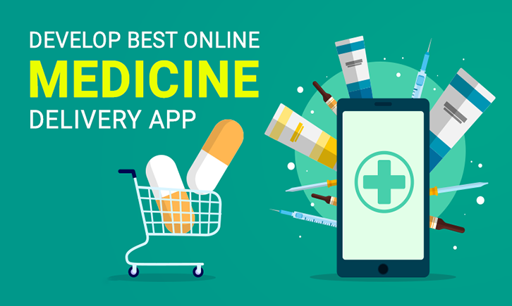 How to Build a Medicine Delivery App?