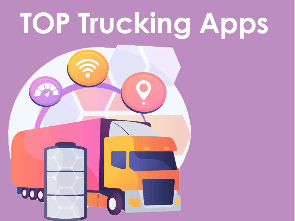 top trucking apps