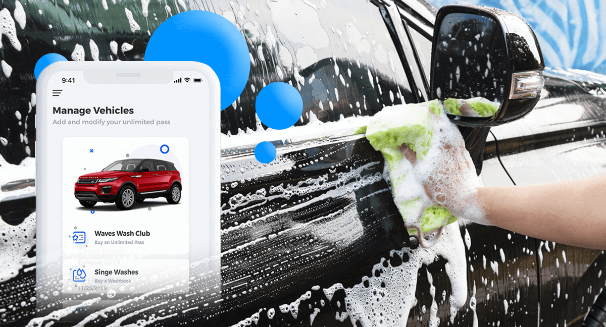 how to build car wash app